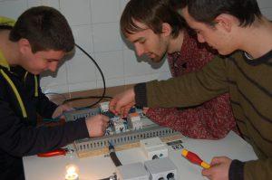 instalacions electriques