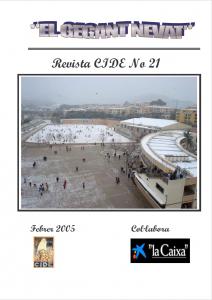 Portada Revista nº 21