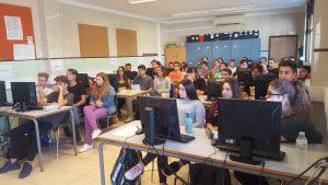 Reunió inicial Erasmus3