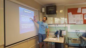 Reunió inicial Erasmus4