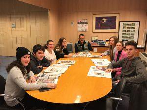 4t ESO alemany al Mallorca Magazine