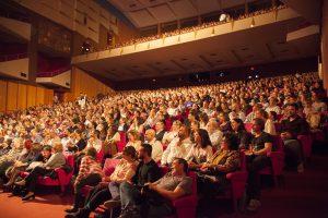 publico auditorium Festa 50