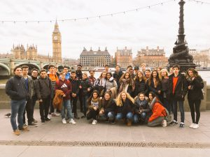 intercanvi Londres 2017